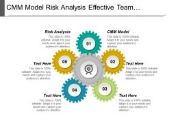 cmm_model_risk_analysis_effective_team_management_strategies_cpb_Slide01