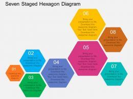 cn_seven_staged_hexagon_diagram_flat_powerpoint_design_Slide01