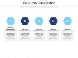 Cnn Dna Classification Ppt Powerpoint Presentation Professional Structure Cpb