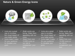 Co2 Gas Power Generation Nuclear Plant Ppt Icons Graphics