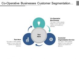 Co Operative Businesses Customer Segmentation Service Strategic Segmentation Cpb