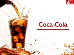 Coca Cola Company Profile Overview Financials And Statistics From 2014-2018
