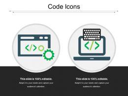 Code Icons