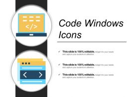 Code Windows Icons