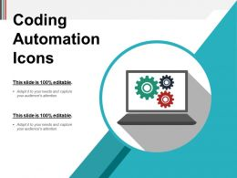 Coding Automation Icons Powerpoint Show