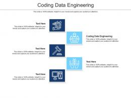 Coding Data Engineering Ppt Powerpoint Presentation Icon Example File Cpb