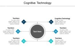 Cognitive Technology Ppt Powerpoint Presentation Slides Template Cpb