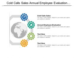 Cold Calls Sales Annual Employee Evaluation Advertising Techniques Cpb