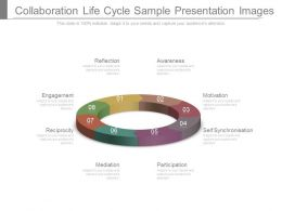 Collaboration Life Cycle Sample Presentation Images