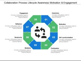 Collaboration Process Lifecycle Awareness Motivation And Engagement