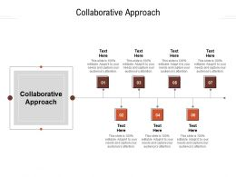 Collaborative Approach Ppt Powerpoint Template Slide Download Cpb
