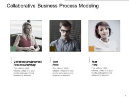 Collaborative Business Process Modeling Ppt Powerpoint Presentation Gallery Outline Cpb