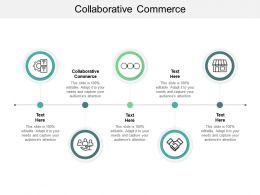 Collaborative Commerce Ppt Powerpoint Presentation Ideas Cpb
