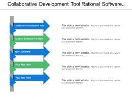 Collaborative Development Tool Rational Software Architect Rational Team Concert
