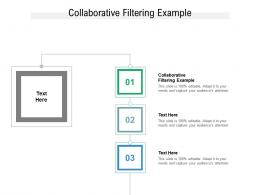 Collaborative Filtering Example Ppt Powerpoint Presentation Professional Slideshow Cpb