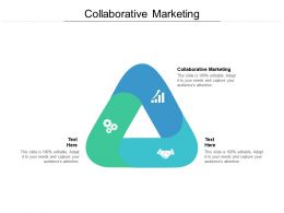 Collaborative Marketing Ppt Powerpoint Presentation Download Cpb