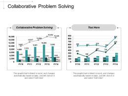 Collaborative Problem Solving Ppt Powerpoint Presentation Portfolio Example Cpb