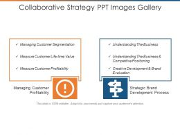 Collaborative Strategy Ppt Images Gallery
