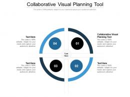 Collaborative Visual Planning Tool Ppt Powerpoint Presentation Outline Rules Cpb