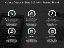 Collect Customer Data Soft Skills Training Brand Insight Cpb