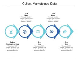 Collect Marketplace Data Ppt Powerpoint Presentation Outline Sample Cpb