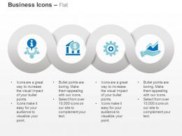 Collecting Information Financial Banking Operations Growth Graph Ppt Icons Graphics