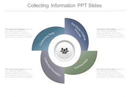 Collecting Information Ppt Slides