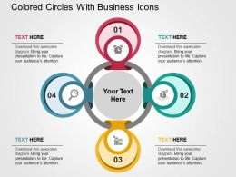 colored_circles_with_business_icons_flat_powerpoint_design_Slide01