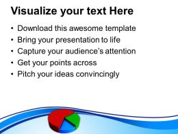 Colorful Pie Chart Business Sales Powerpoint Templates Ppt Themes And Graphics 0113