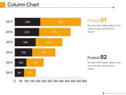 column_chart_powerpoint_slide_deck_samples_Slide01