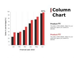 Column Chart Ppt Powerpoint Presentation Diagram Images