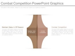 Combat Competition Powerpoint Graphics