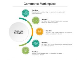 Commerce Marketplace Ppt Powerpoint Presentation Summary Layout Ideas Cpb