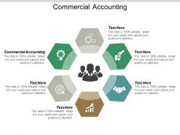 Commercial Accounting Ppt Powerpoint Presentation Pictures Example Topics Cpb