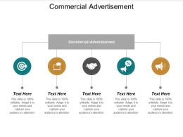 Commercial Advertisement Ppt Powerpoint Presentation File Layouts Cpb
