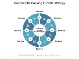 Commercial Banking Growth Strategy Ppt Powerpoint Presentation Inspiration Slides Cpb