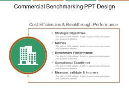 Commercial Benchmarking Ppt Design