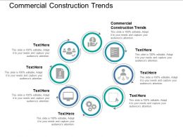 Commercial Construction Trends Ppt Powerpoint Presentation Show Vector Cpb