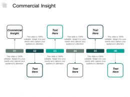 Commercial Insight Ppt Powerpoint Presentation Pictures Topics Cpb