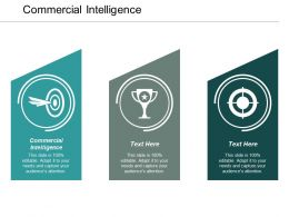 Commercial Intelligence Ppt Powerpoint Presentation Ideas Slides Cpb