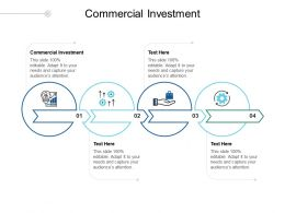 Commercial Investment Ppt Powerpoint Presentation Portfolio Design Ideas Cpb