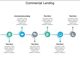 Commercial Lending Ppt Powerpoint Presentation Icon Files Cpb