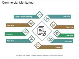 Commercial Monitoring Ppt Powerpoint Presentation Gallery Influencers Cpb