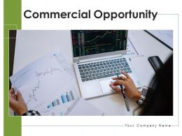 Commercial Opportunity Data Collection Situation Analysis Position Brand