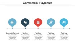 Commercial Payments Ppt Powerpoint Presentation Layouts Outline Cpb