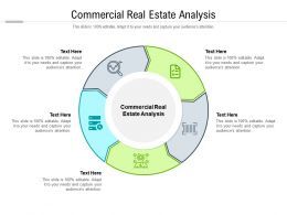 Commercial Real Estate Analysis Ppt Powerpoint Infographic Template Vector Cpb
