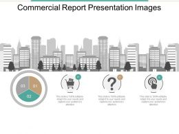 Commercial Report Presentation Images