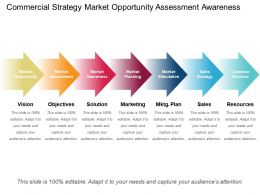 Commercial Strategy Market Opportunity Assessment Awareness