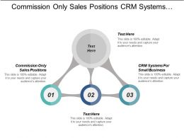 Commission Only Sales Positions Crm Systems For Small Business Cpb