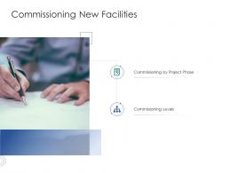 Commissioning New Facilities Infrastructure Engineering Facility Management Ppt Rules